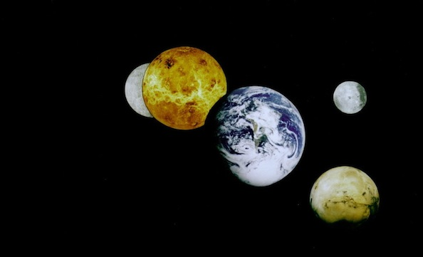 Eclectic Planet: Space. Our Solar System. Earth